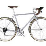 6KU Troy City Bike 16 Speed Highland Grey