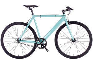 6KU Fixed Gear Track Bike Celeste