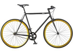 6KU Fixed Gear Bike - Nebula 2