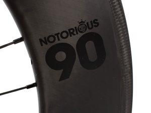 BLB Notorious 90 Front Wheel MSW-6074