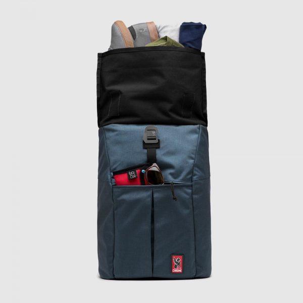 Chrome Industries Yalta 2.0 Nylon Backpack – Indigo-2011