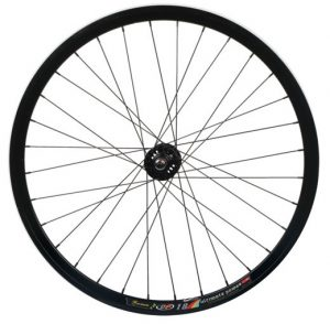 Weinmann Front Wheel DP 18 - Black-0