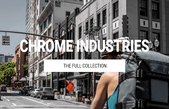 Chrome Industries complete collectiong bags