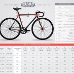 State Bicycle Fixed Gear 4130 Core Line Matte Black 6-2395