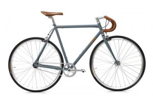 Finna Fixed Gear Bike Velodrome Grey Matter-0