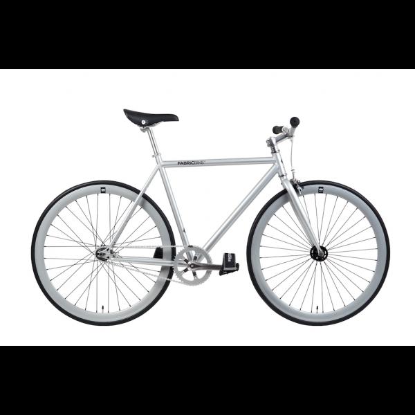 FabricBike Fixed Gear Bike – Gray-0