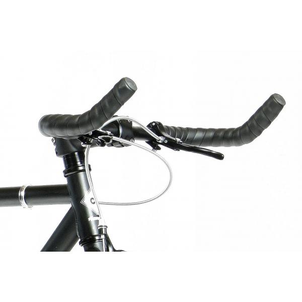 FabricBike Fixed Gear Bike – Gray-2783
