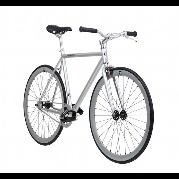 FabricBike Fixed Gear Bike – Gray-2793