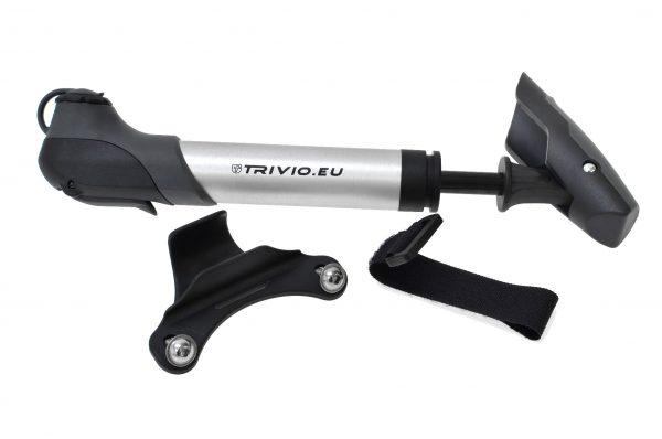 Trivio Telescope Presta/Schrader Mini Pump-0