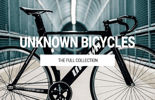 Unknown Bicycles full collection