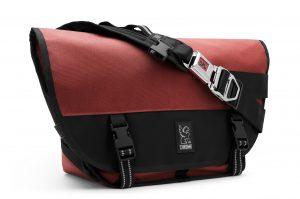 Chrome Industries Mini Metro Messenger Bag-Brick/Black-0