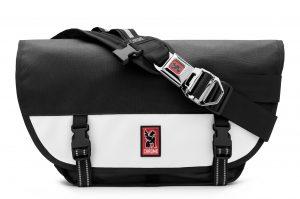 Chrome Industries Mini Metro Messenger Bag Black-White-5862