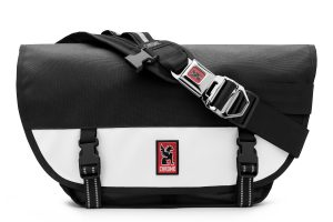 Chrome Industries Mini Metro Messenger Bag Black-White-5862