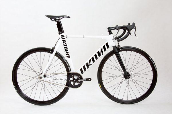 Unknown Bikes Fixed Gear Bike Singularity – White-0