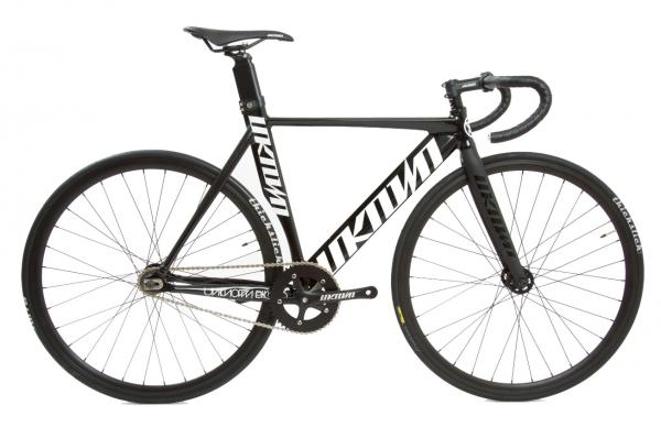 Unknown Bikes Fixed Gear Bike Singularity – Black-0
