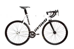 Unknown Bikes Fixed Gear Bike Singularity - White-7387