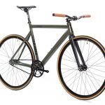 State Bicycle Co Fixed Gear Black Label v2 – Army Green-5934