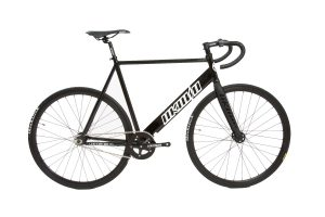 Unknown Fixed Gear Bike Paradigm Black-0