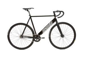 Unknown Fixed Gear Bike Paradigm Black-0