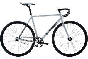 Cinelli Fixed Gear Bike Tipo Pista 2018 - Silver-0