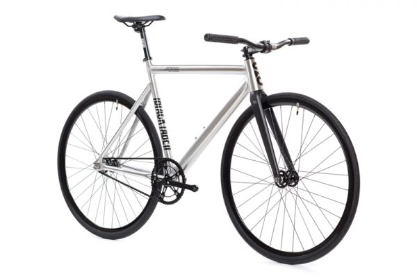 State Bicycle Co Fixed Gear Bike Black Label v2 – Raw Aluminum-6557