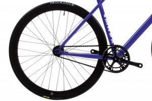 Poloandbike CMNDR Fixed Gear Bicycle K.S.K. Blue-6151