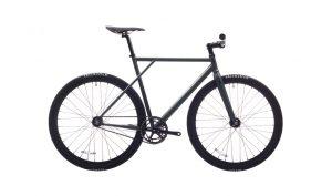 Poloandbike CMNDR Fixed Gear Bicycle G.S.G. Green-0