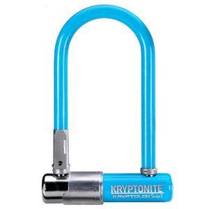 Kryptonite Kryptolok2 U Lock Multicolor Mini7-6263