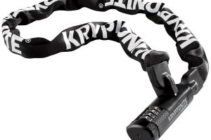 Kryptonite Keeper 712 Combo Chain Lock-0