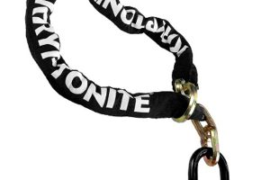 Kryptonite New York Chain Lock + Evolution S4 Disc-0