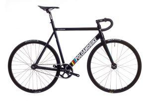 Poloandbike Williamsburg Fixed Gear Bicycle Black-0