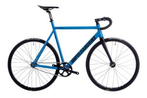 Poloandbike Williamsburg Fixed Gear Bicycle Blue-0