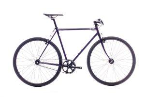 Quella Sram 2 Speed Bike Evo - Purple-0