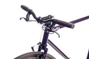 Quella Sram 2 Speed Bike Evo - Purple-7065