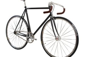 BLB City Classic Fixie & Single-speed Bike - Black-7962