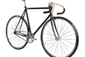 BLB City Classic Fixie & Single-speed Bike - Black-7962