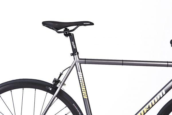 Unknown Bikes Fixed Gear Bike SC-1 – Gray -7957