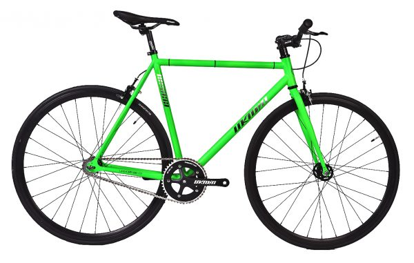 Unknown Bikes Fixed Gear Bike SC-1 – Green -0