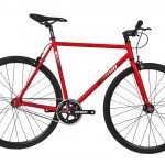 Unknown Bikes Fixed Gear Bike SC-1 – Red -0