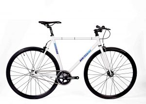 Unknown Bikes Fixed Gear Bike SC-1 - White -0