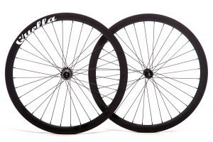 Quella Bikes 40MM Deep-V Wheelset-0