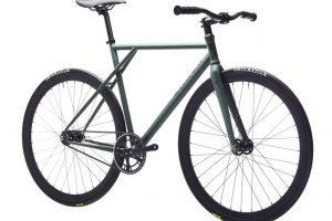 Poloandbike Fixed Gear Bicycle CMNDR 2018 CA1 - Green-11369