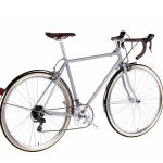 6KU Troy City Bike 16 Speed Highland Grey-450