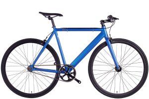 6KU Fixed Gear Track Bike Navy