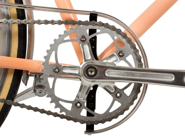 BLB Cleo Single Speed Ladies Bike Peach-533