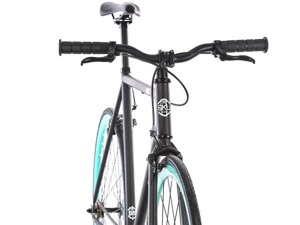 6KU Fixed Gear Bike - Beach Bum-565