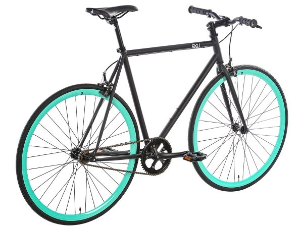 6KU Fixed Gear Bike - Beach Bum-566