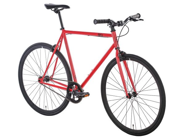 6KU Fixed Gear Bike - Cayenne-568
