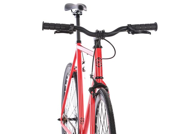 6KU Fixed Gear Bike - Cayenne-570