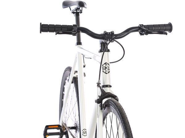 6KU Fixed Gear Bike - Evian 1-581